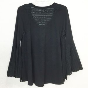 Free People Tops - NWT Free People Parisian Nights Thermal Lace Top